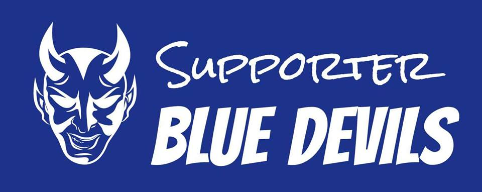 Supporter Blue Devils