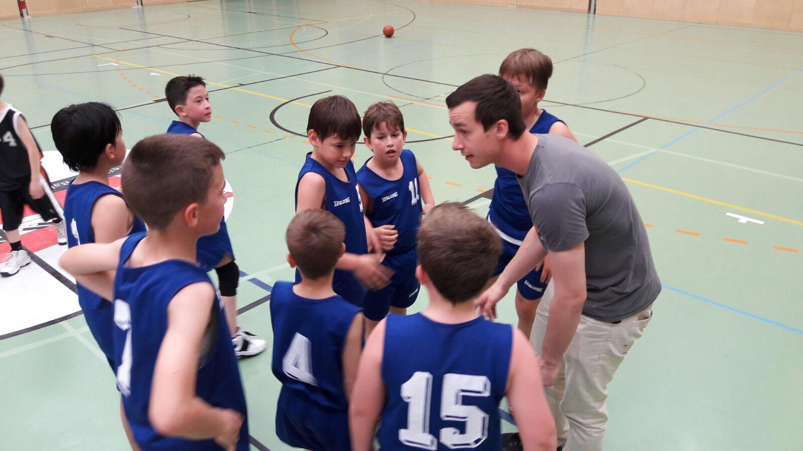 Final Day U10 in Mistelbach – Rookies holen sich den 6. Platz in Niederösterreich
