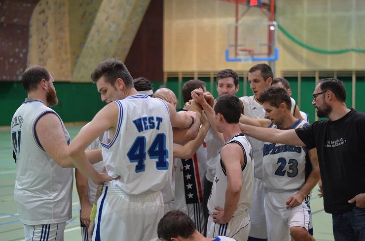 Legends starten mit Sieg im NBBV-Cup