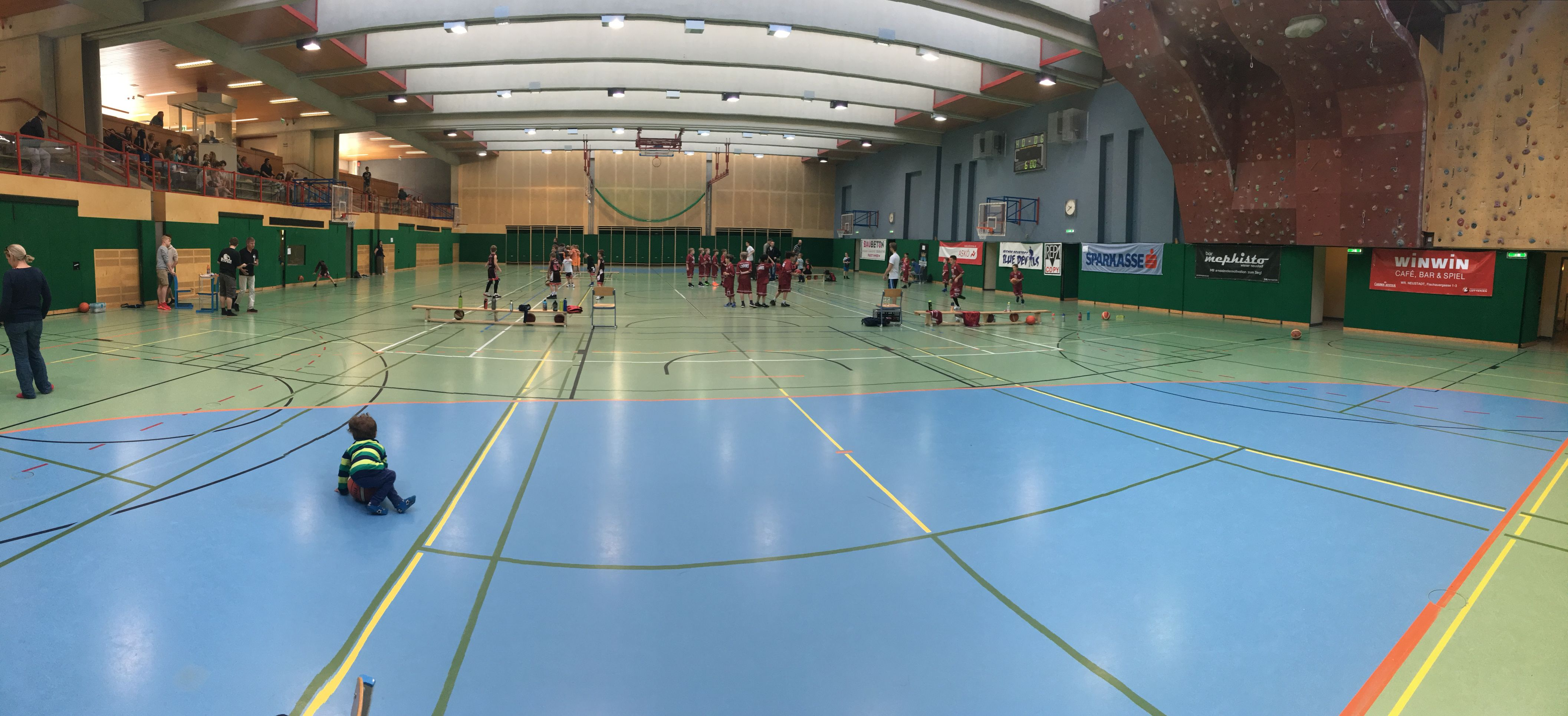 U10 Final Day in Wiener Neustadt - Traiskirchen U10 Meister 2017/18